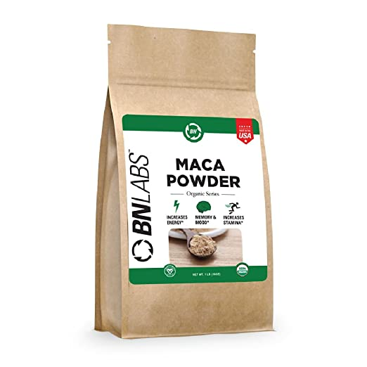 Maca Powder - Maca Root Powder - Organic, RAW, the Purest Source Derived from Maca Root for Enhanced Absorption - Superfood