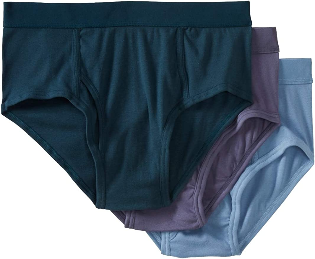 KingSize Mens Big /& Tall Cotton Cycle Briefs 3-Pack Underwear