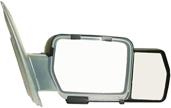 K Source 81810 Snap-On Towing Mirrors for Ford F150 09-14