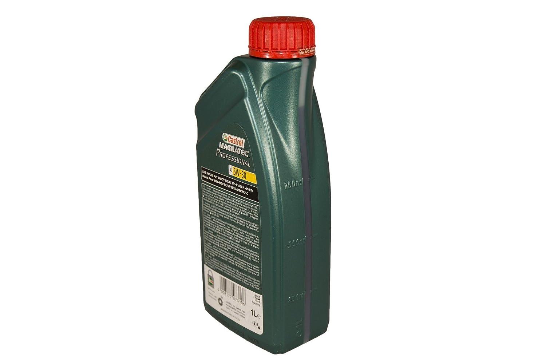 Castrol Magnatec 5w30 - Auténtica lubricante Profesional para Motores Ford: Amazon.es: Coche y moto