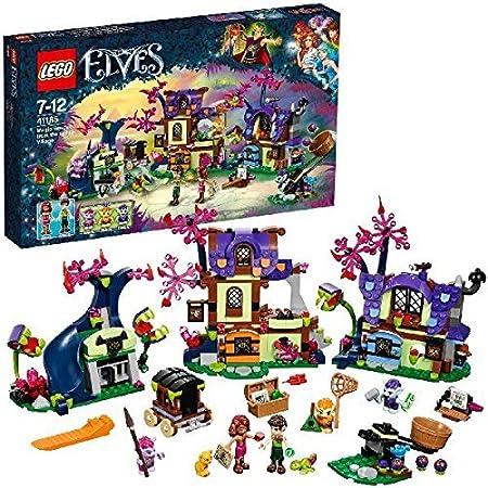 Lego Elves - Rescate mágico del poblado de los Duendes (41185): Amazon.es: Juguetes y juegos