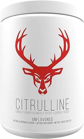 L-Citrulline Malate 2:1 - Unflavored Powder - 6000mg - Improves Blood Flow/Pump, 60 Servings
