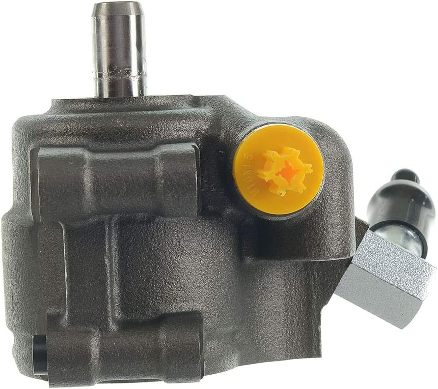 A-Premium Power Steering Pump Without Pulley Replacement for Ford Contour Focus Mercury Cougar Mystique 1998-2004