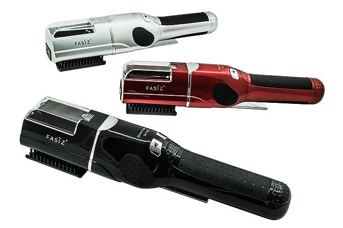 Fasiz - Plancha para el pelo para eliminar las puntas ...