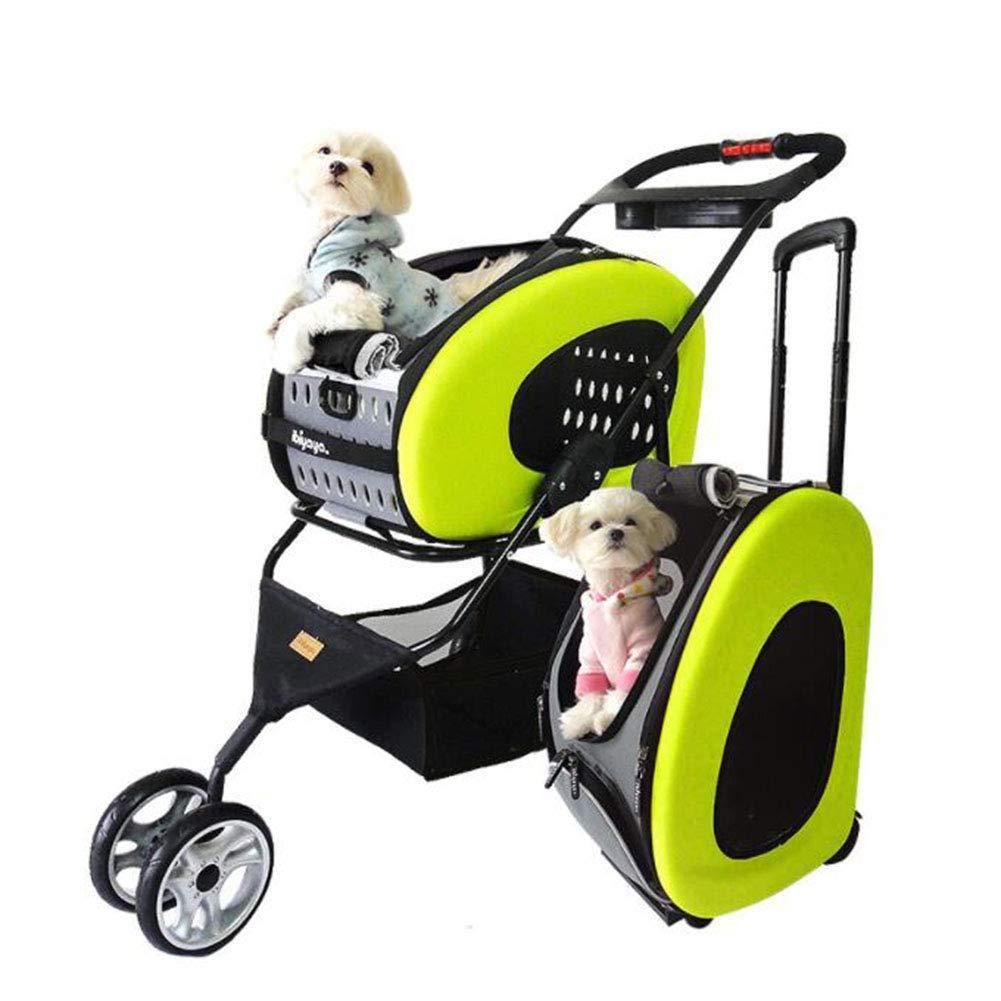 WLDOCA 5 in 1 1 1 Passeggino Pieghevole Eva Pet per Cani E Gatti 4bec89