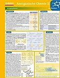 Lerntafel: Anorganische Chemie II im Überblick (Lerntafeln Chemie, Band 3)