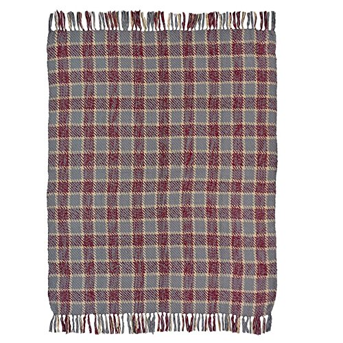devon woven acrylic throw