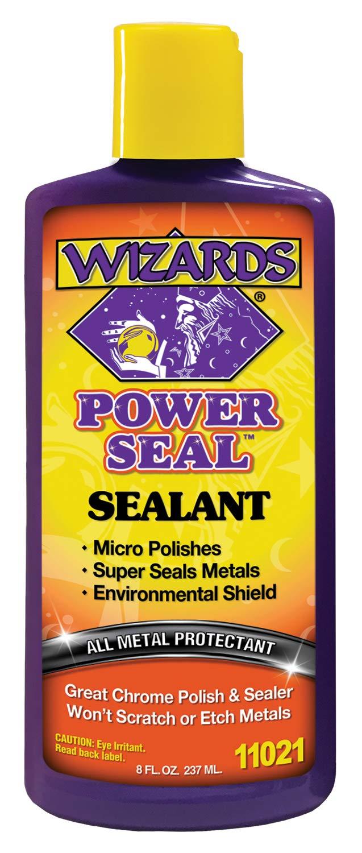 Wizards 11021 Power Seal Metal Sealant - 8 oz. 3004.3037