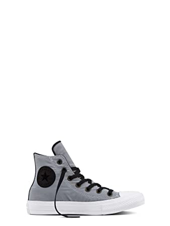 4a2fdc60021fa Converse Chuck Taylor All Star II Sheen Mesh High Sneaker Damen 3 US - 35 EU