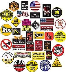 35 Hard Hat Sticker,Tool Box Stickers- 1...