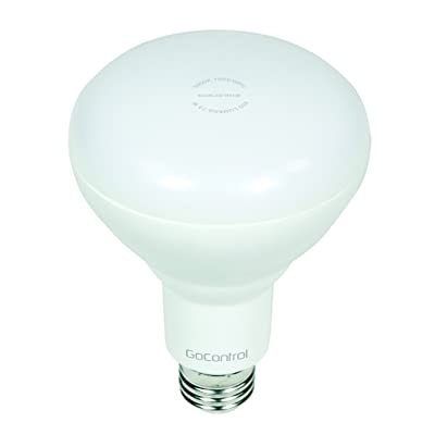 GoControl Bulbz Z-Wave Dimmable BR30 LED Indoor Flood Light - LBR30Z-1: Camera & Photo