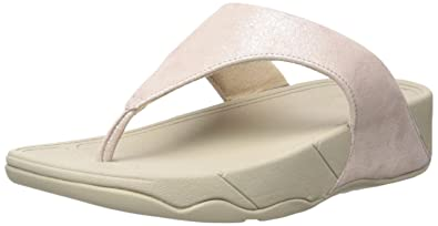 ee15e18c6bf6f Fitflop Women s Lulu Shimmersuede Open Toe Sandals