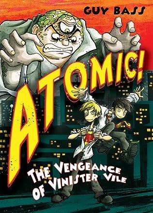 book cover of The Vengeance of Vinister Vile