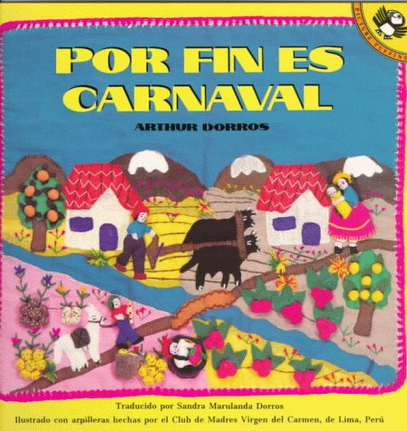 Por Fin Es Carnaval (Picture Puffins) (Spanish Edition) by Puffin