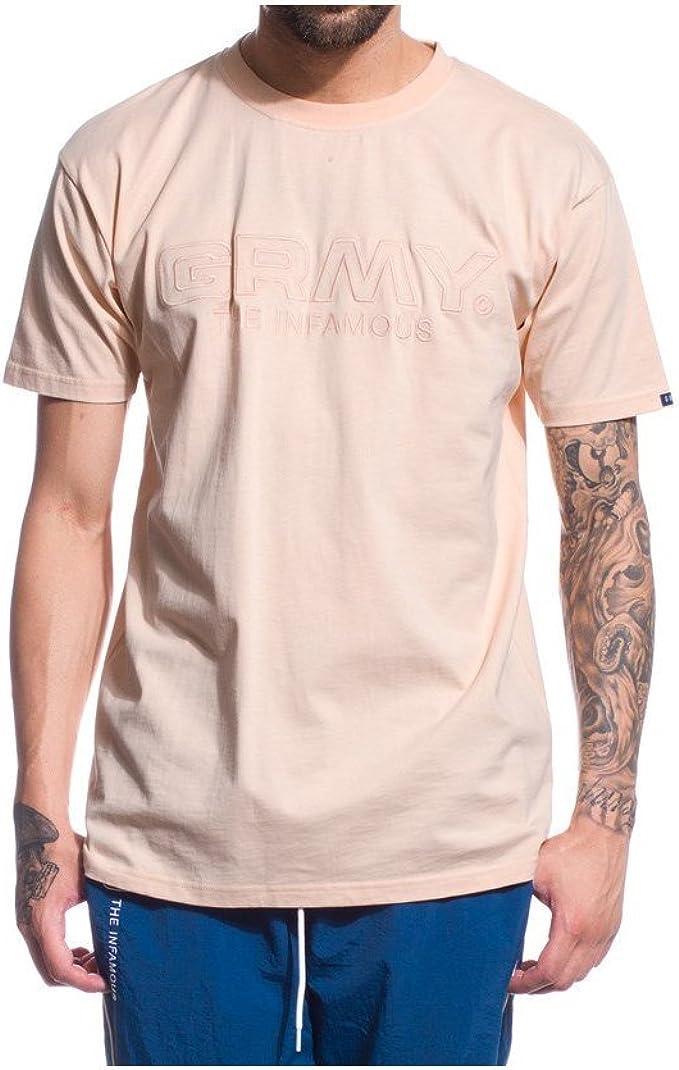 GRIMEY Camiseta G-Skills FW17 SALMON-3XL: Amazon.es: Ropa y accesorios