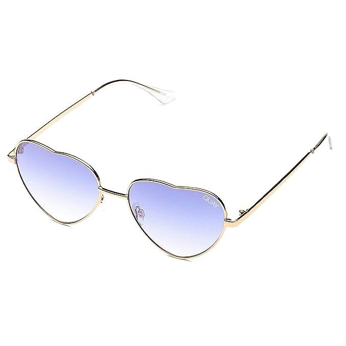 Amazon.com: QUAY AUSTRALIA X Elle Ferguson Kim Gafas de sol ...