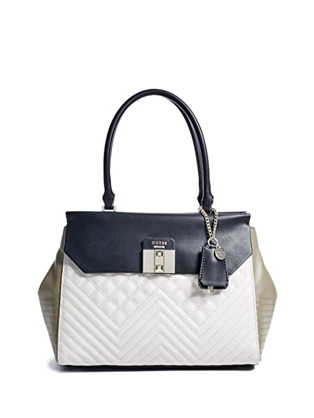 GUESS Rebel Roma Satchel  Amazon.ca  Clothing   Accessories 77db0e89bf