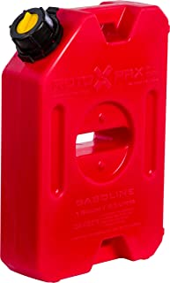 product image for RotopaX Red 1 Gallon Gasoline Pack 14 x 10 x 4 RX-1G - Cal