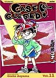 """""""Case Closed v. 11 (Case Closed)"""" av Gosho Aoyama"""