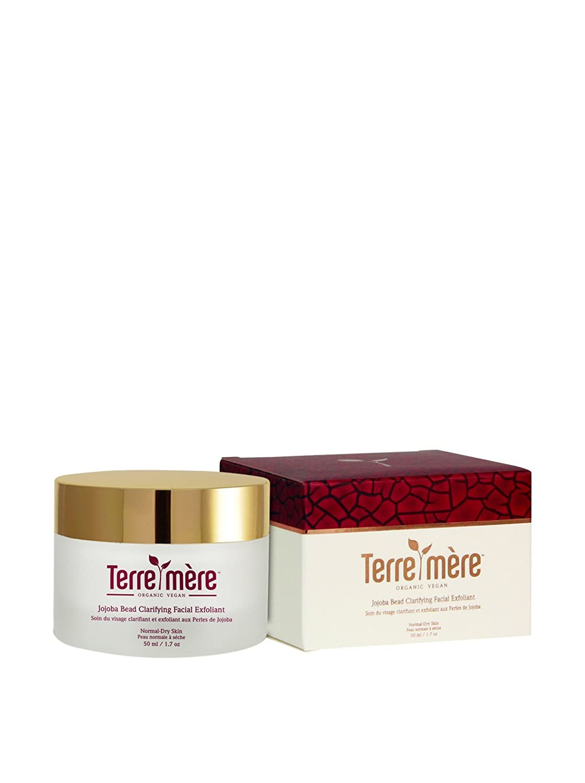 Terre Mere Cosmetics Facial Exfoliate, Jojoba Bead Clarifying