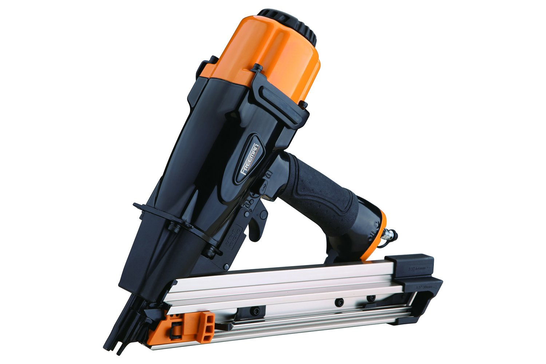 Freeman Tools PMC250 35-Degree 2-1/2-Inch Metal Connecter Nailer ...
