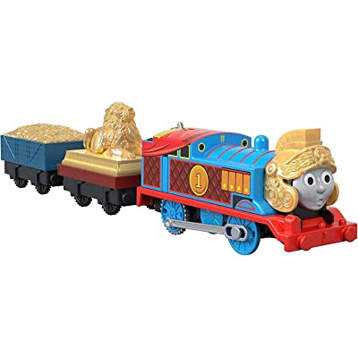 Thomas & Friends Fisher-Price Trackmaster, Armored Thomas: Toys & Games