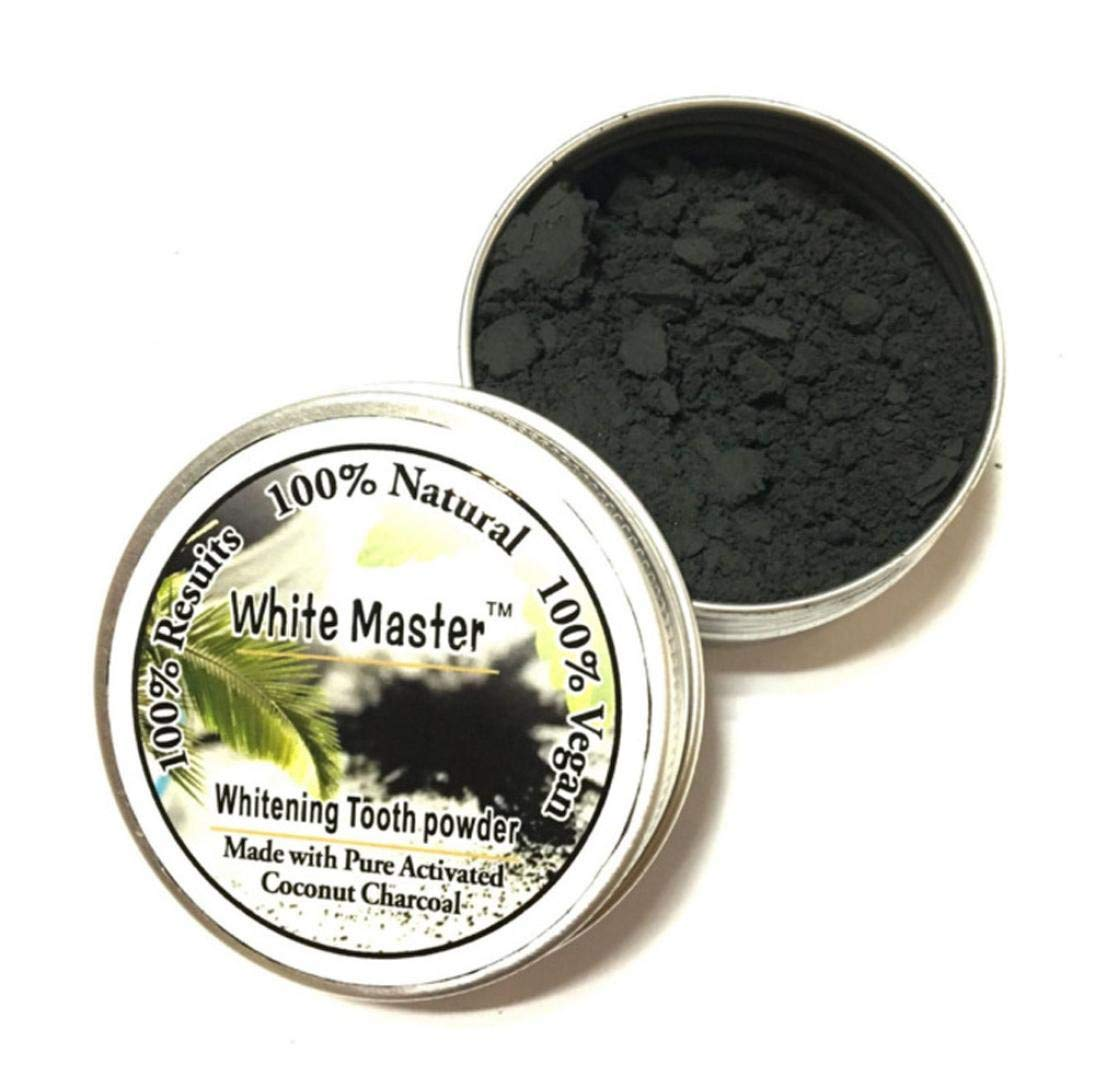 JPJ(TM) New❤Teeth Powder❤1pcs Hot Fashion Teeth Whitening Natural Organic Activated Charcoal Bamboo Powder with Toothbrush (Multicolor) by ❤JPJ(TM)❤️_Hot sale (Image #5)