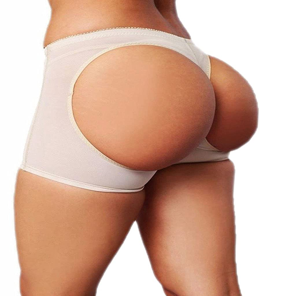 Bodylucious Butt Lifter Firm Control Shapewear Body Shaper Thong Butt Enhancer
