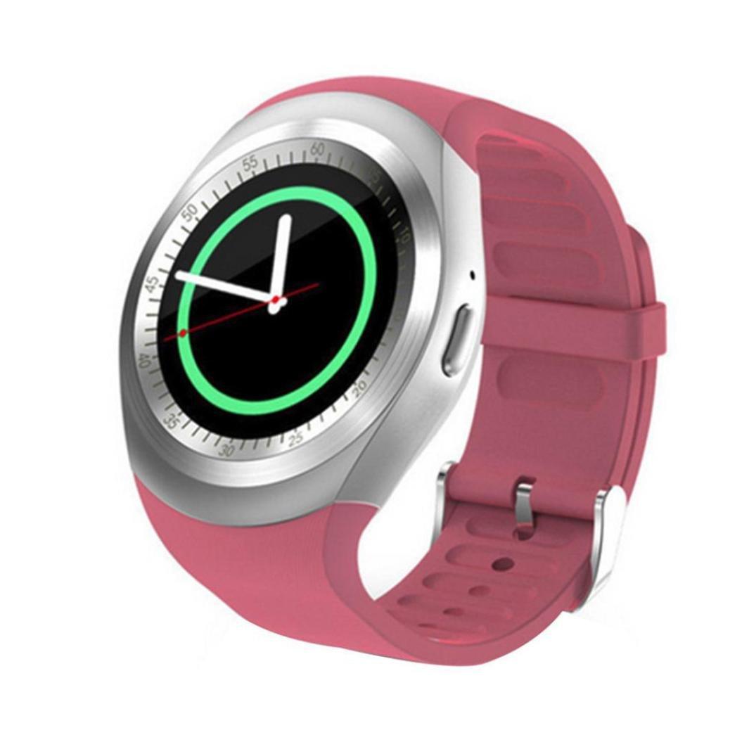 LtrottedJ® 2018 Bluetooth Smart Watch Phone Mate Full Redondo ...