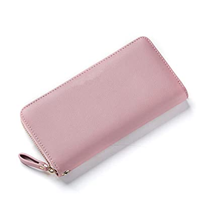 Amazon.com: AWMYHKDW Women Long Clutch Wallet Large Capacity ...