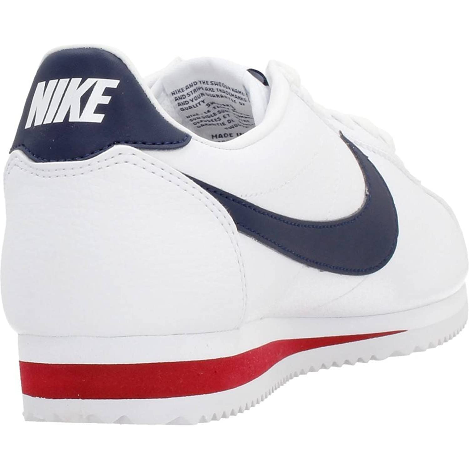 Nike Basket Classic Cortez Leather - 749571-146 - Age - Adulte, Couleur - ed172c210cfd
