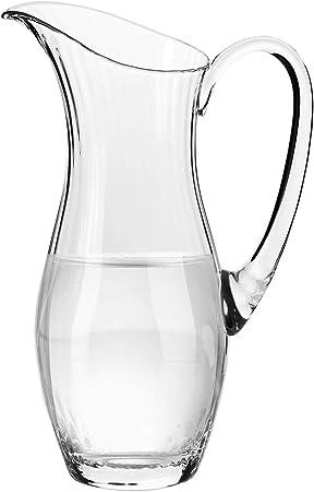 Krosno Brocca Caraffa Acqua Succo Vetro | 1300 ML