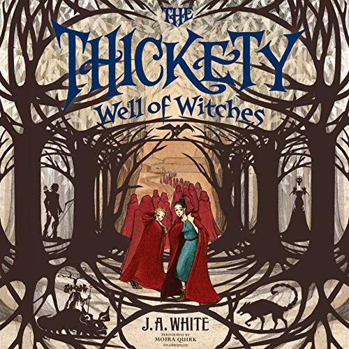 The Thickety #3: Well of Witches (Thickety Series, Book 3) by HarperCollins Publishers and Blackstone Audio