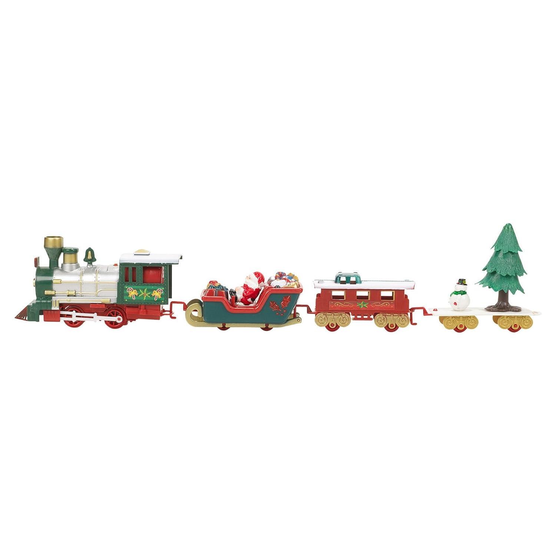 Christmas Train Set: Amazon.co.uk: Toys & Games