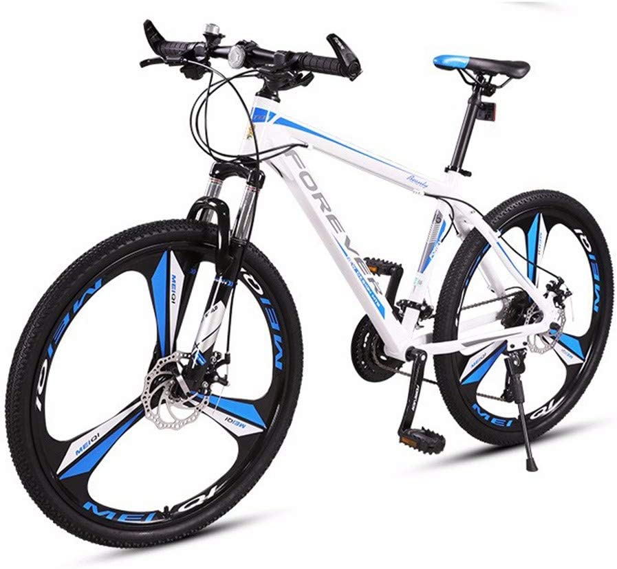 AI CHEN Bicicleta de montaña de una Rueda Amortiguador Horquilla ...