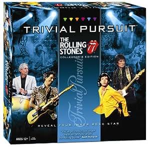 The Rolling Stones Trivial Pursuit - edición para coleccionistas