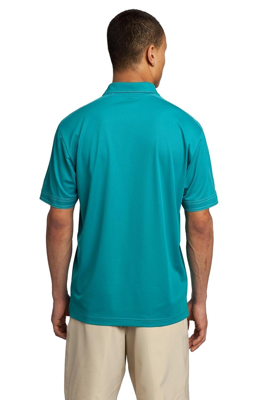 Sport-Tek/® Contrast Stitch Micropique Sport-Wick/® Polo XXX-Large Tropic Blue