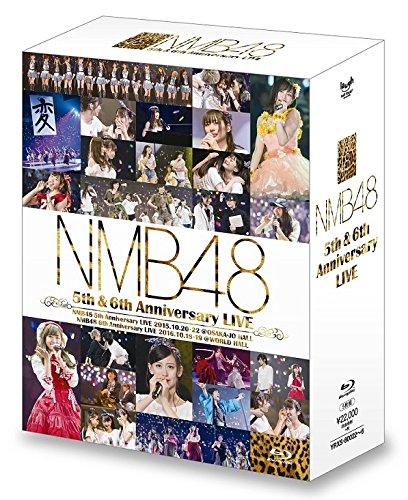 NMB48 5th & 6th Anniversary LIVE [Blu-ray] B074W24RCH