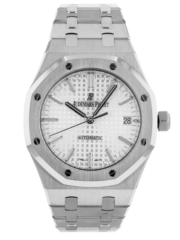 [オーデマ ピゲ] 腕時計 AUDEMARS PIGUET 15450ST.OO.1256ST.01 ロイヤルオーク オートマティック 37ミリ [中古品] [並行輸入品] B07DQHJQ6W