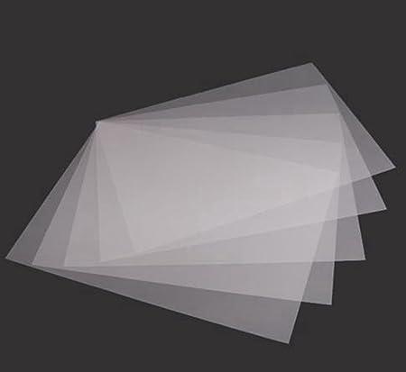 A4 OHP película proyector de película - 120 hojas transparente ...