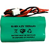 SPS Brand 4.8V 1800mAh Replacement Battery for Summer Infant 02720 1 Pack
