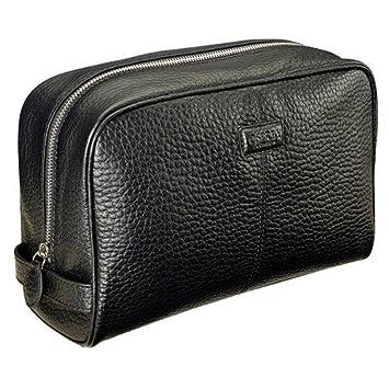 74b9ba9505 Osprey London Stirling Large Leather Washbag  Amazon.co.uk  Baby