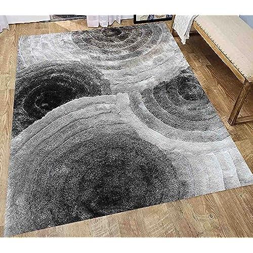 Amazon Black Sheepskin Rug.Rugs Modern Shaggy Large Rugs