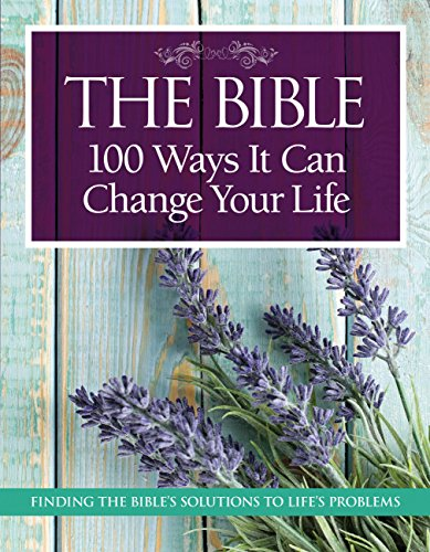 The Bible: 100 Ways It Can Change Your Life -  Christopher Hudson, Paperback
