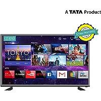 CROMA 101.6 cm (40 inches) Full HD Smart LED TV EL7351 (Black) (2019 Model)