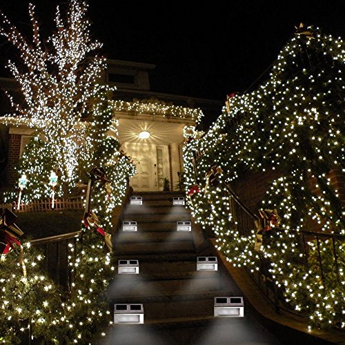 100 Solar Led 17M Lights String in Florida - 6