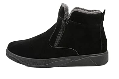 New snow boots fashion casual shoes tide male models plus velvet high-top sneakers