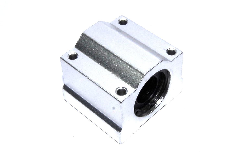 SCS16UU SC16UU - Rodamiento de bolas lineales para impresora CNC ...