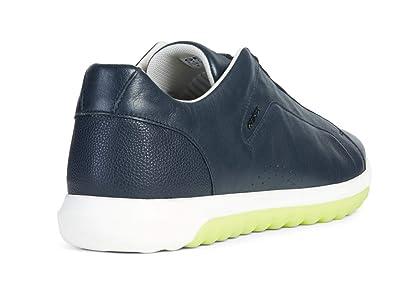 Geox NEXSIDE U927GA Hombre Zapatillas,mínimo,varón Zapatos Deportivos,Zapato con Cordones,Transpirable,Calzado,Zapatillas,Sneaker