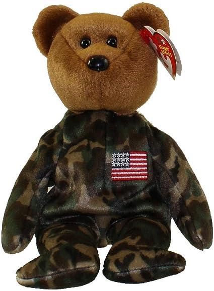 Bear Ty Beanie Buddies USA